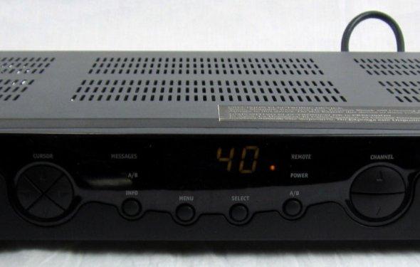 Comcast Dct4/1662 Motorola