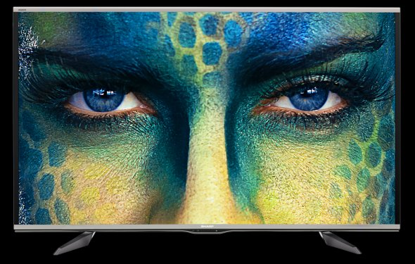 70 Inch 3D LED Smart TV with