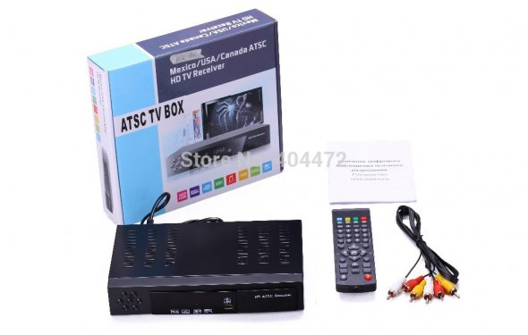Digital ATSC TV Tuner 1080 P