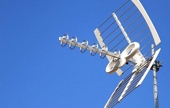 Outdoor Digital TV Antenna