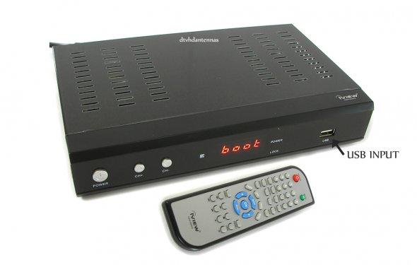 HDTV DIGITAL TV CONVERTER