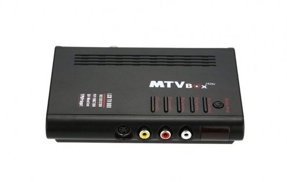 New TV Program Receiver