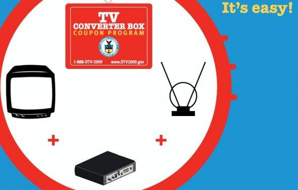 #25 Free Analog To Digital TV
