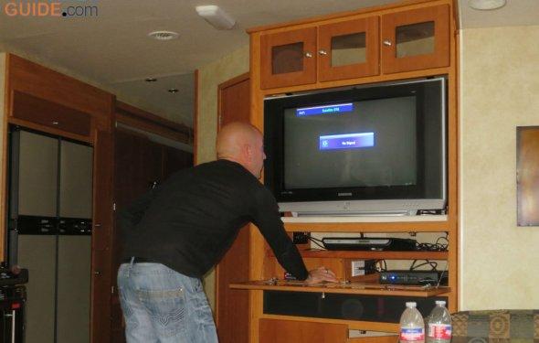 Rv-entertainment-system