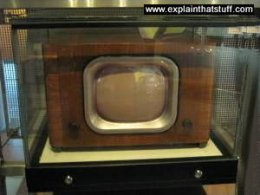 1949 black-and-white tv