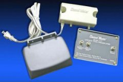 Channel Master 7777 High-gain mast-mount UHF/VHF TV antenna preamplifier