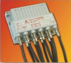 Electroline 8-port RF circulation amplifier