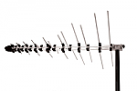 Element Unidirectional Long Range DTV Antenna
