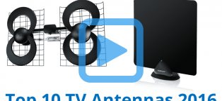 Best Indoor Amplified TV antenna