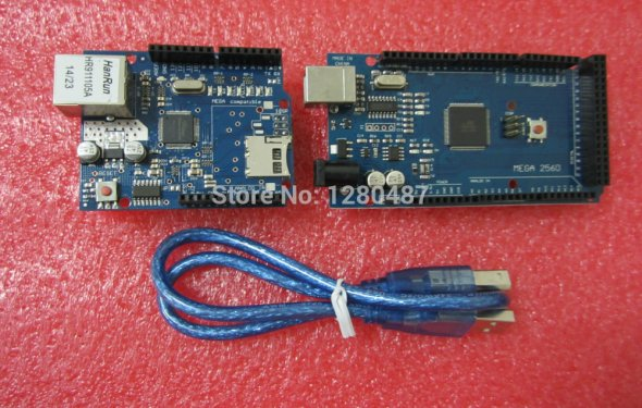 Arduino ethernet shield rev3