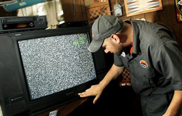 The end of analog TV: